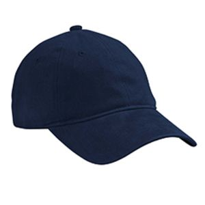 Brushed Heavy Weight Twill Cap Thumbnail