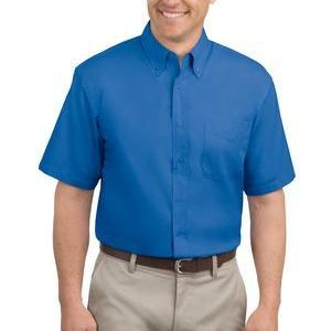 S508-simple Port AuthorityShort Sleeve Easy Care Shirt