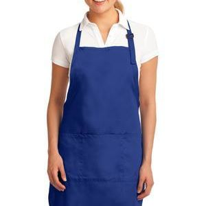 Easy Care Full Length Apron with Stain Release Thumbnail