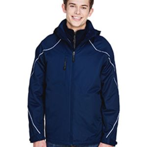 Men's Angle 3-in-1 Jacket with Bonded Fleece Liner Thumbnail