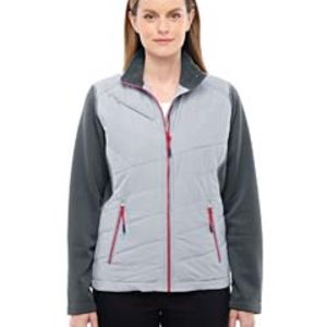 Ladies' Quantum Interactive Hybrid Insulated Jacket Thumbnail