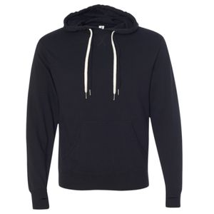 Unisex Midweight French Terry Hooded Pullover Sweatshirt Thumbnail