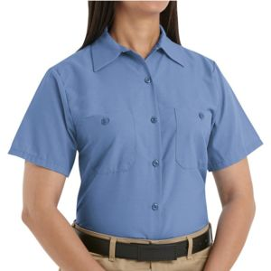 Women's Industrial Work Shirt Thumbnail