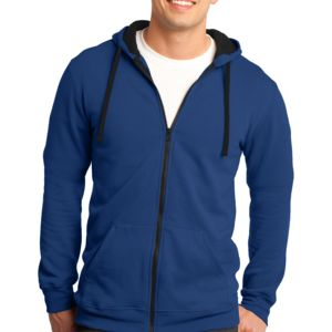 Young Mens The Concert Fleece ® Full Zip Hoodie Thumbnail