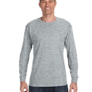 Adult 5.6 oz. DRI-POWER® ACTIVE Long-Sleeve T-Shirt Thumbnail