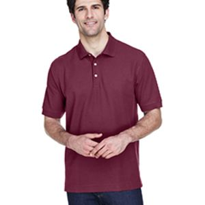 Men's Pima Piqué Short-Sleeve Polo Thumbnail