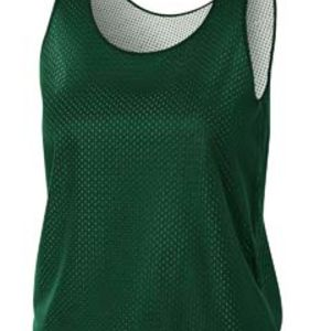 Ladies' Reversible Mesh Tank Top Thumbnail